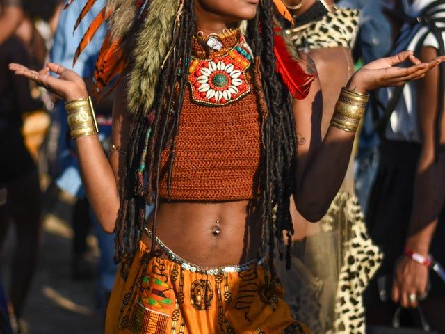 #MelaninOnFleek: Afropunk 2016