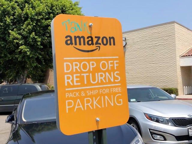 Vous pouvez maintenant déranger les travailleurs sous-payés de Kohl avec vos regrets Amazon