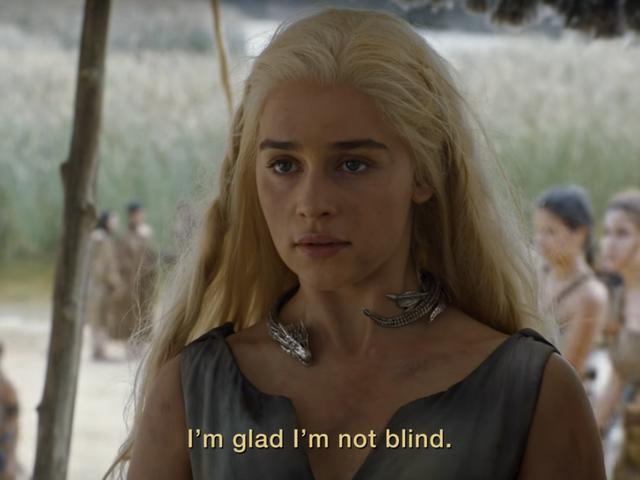 Awwww อึ Game Of Thrones กลับมาแล้ว