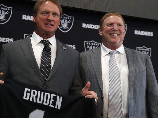 Advocacy Group Asks NFL To Investigate Raiders For Potential Rooney Rule Violation
