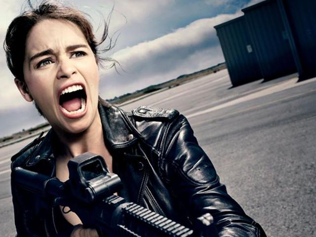 Emilia Clarke Will Not Be Returning for Any Future TerminatorMovies