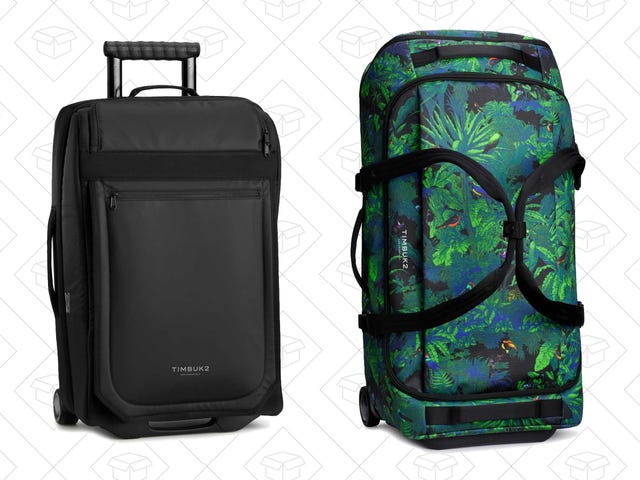 Make Summer Travel Easier With 30% Off These Reader-Favorite Timbuk2 Rollers