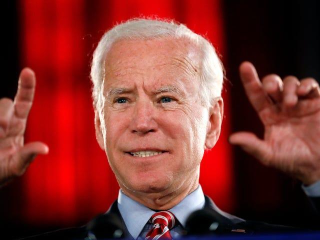 Biden se olvidó de comprar la dirección web para su campaña de divulgación de Latinx y ahora Trump la posee