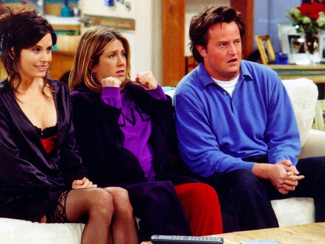 Read this: A blistering argument for Friends' awfulness