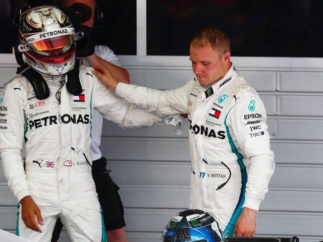 Formula One Can't Ban Team Orders, So It Should Ban Teams