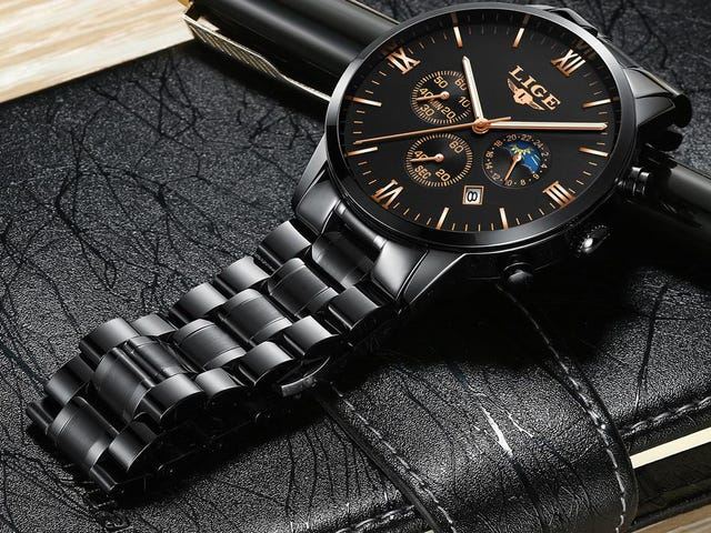 Men Military/Sport Wristwatch @ Shopatronics
