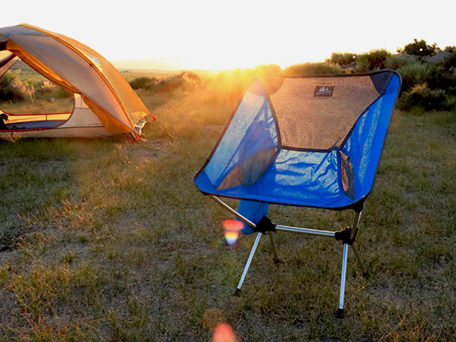 Black Friday Steal: The Folding Camp Chair From Kawartha Is Now 60% Off ($36)