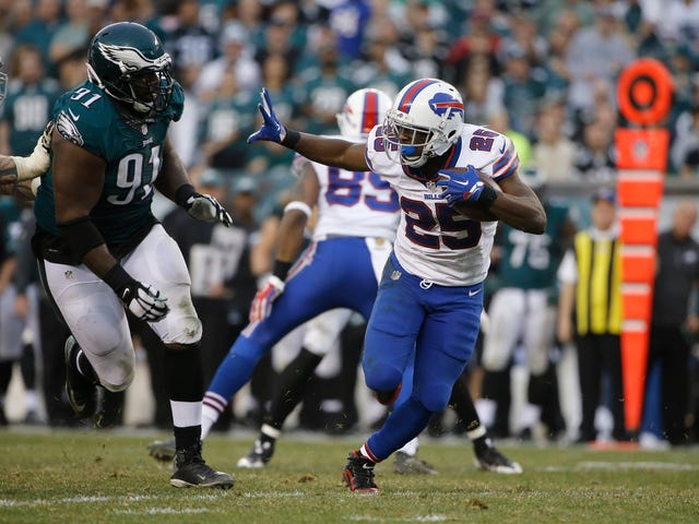 Report: District Attorney And Police Department At Odds Over LeSean McCoy Case