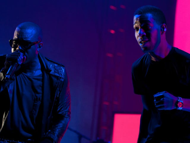 Kanye West and Kid Cudi's 'Kids See Ghosts' Livestream Did Not Go Well [Update: It's Finally Working]