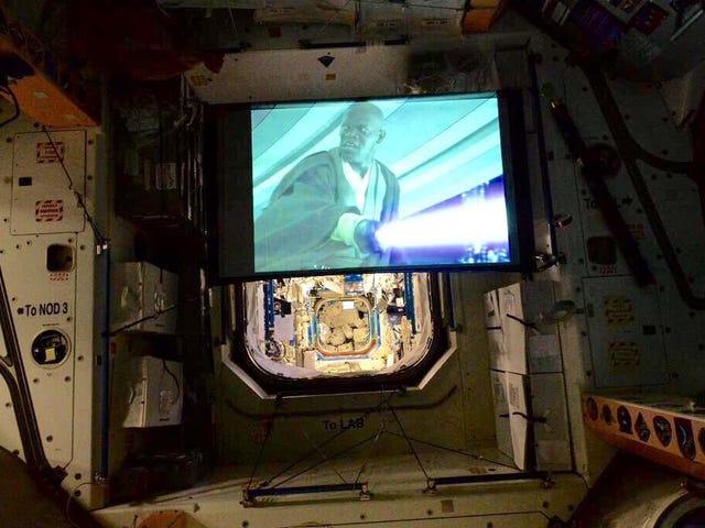 Må den fjerde være med dig ... IN SPACE!