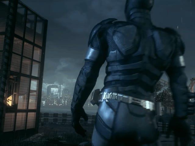 Bekerja Ia, Batman, Bekerja Ini