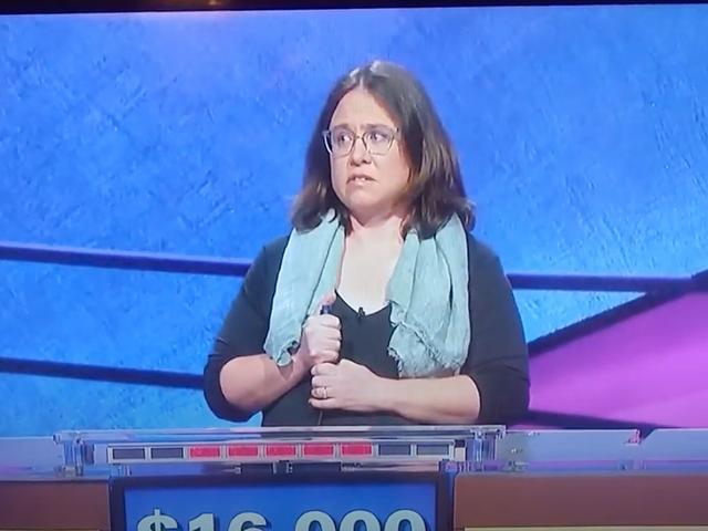 Peraduan Jeopardy Ini Mencapai Batasan Tembok untuk Menjawab 'Chaka Khan' untuk Soalan Shaka Zulu