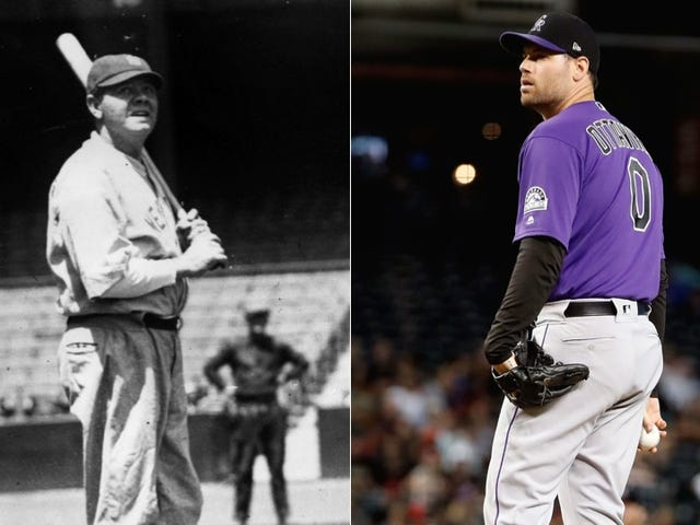No Offense, But Adam Ottavino Would Make Babe Ruth Look Like A Sack Of Pig Assholes