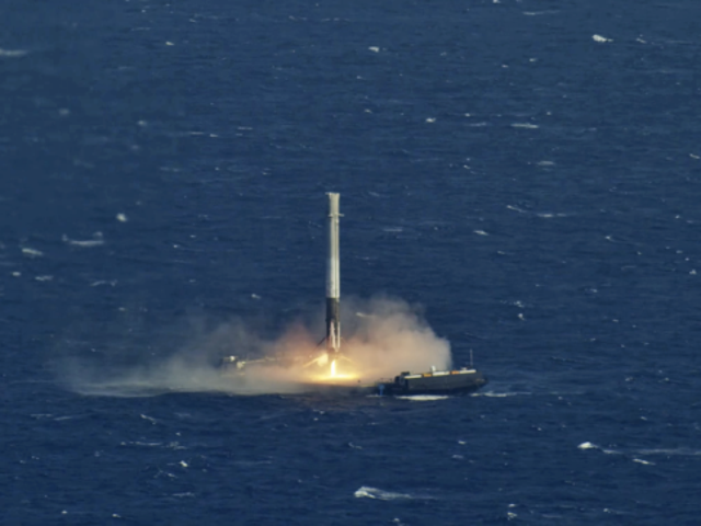 SpaceX's Landing Drone Ship Is Just As Complicated As The Rocket