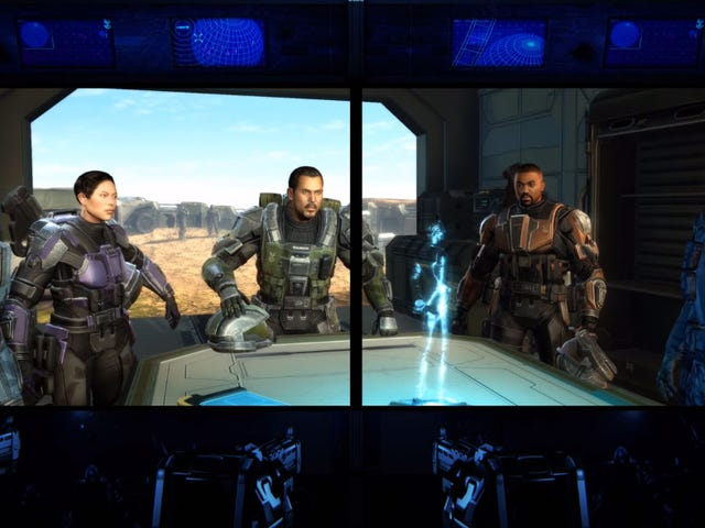 Halo Is Coming To Arcades