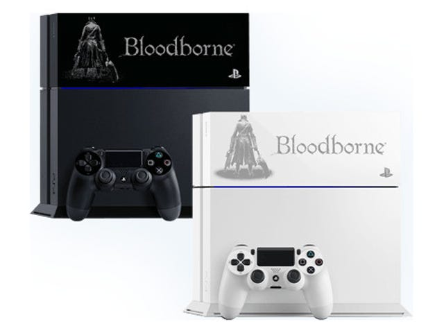 The Limited Edition <i>Bloodborne</i> PS4 is a tad Uninspired