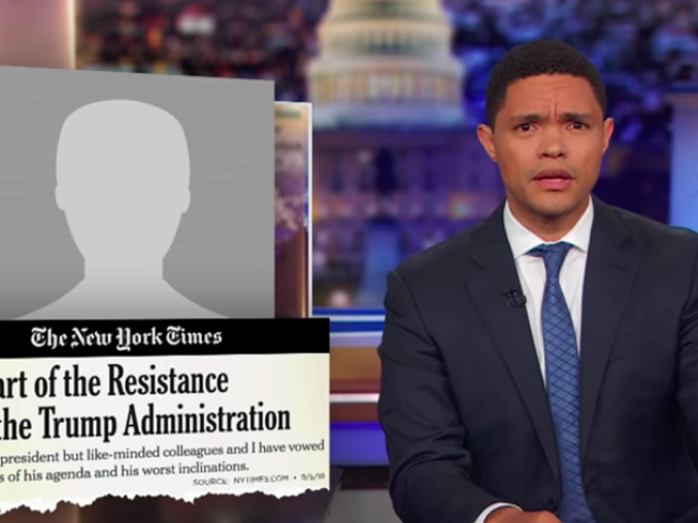 Late-night has some notes on that anonymous White House op-ed