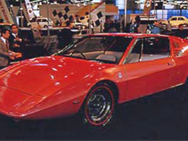 Isuzu Bellet MX 1600 GT Concept - 1969