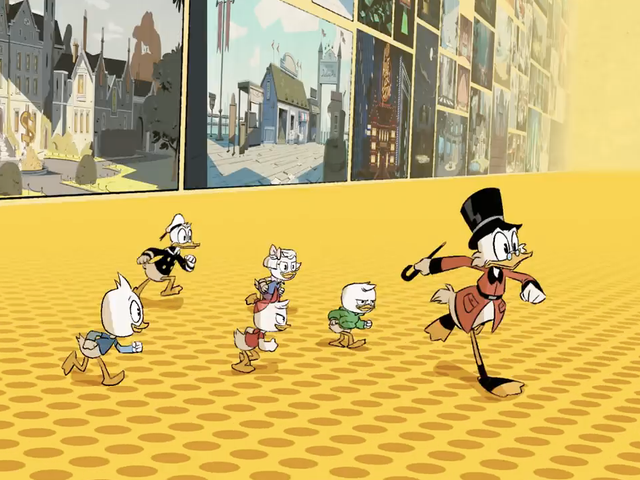 The Legendary DuckTales Theme Was Written in Under an Hour