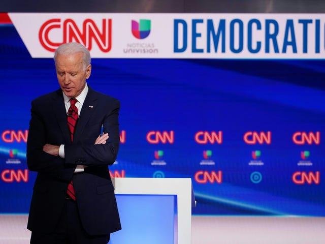 Sesuatu Memberitahu Saya Joe Biden Akan Mengacaukannya