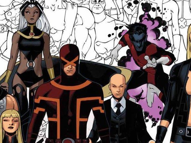 How Do You Solve a Problem Like the X-Men?