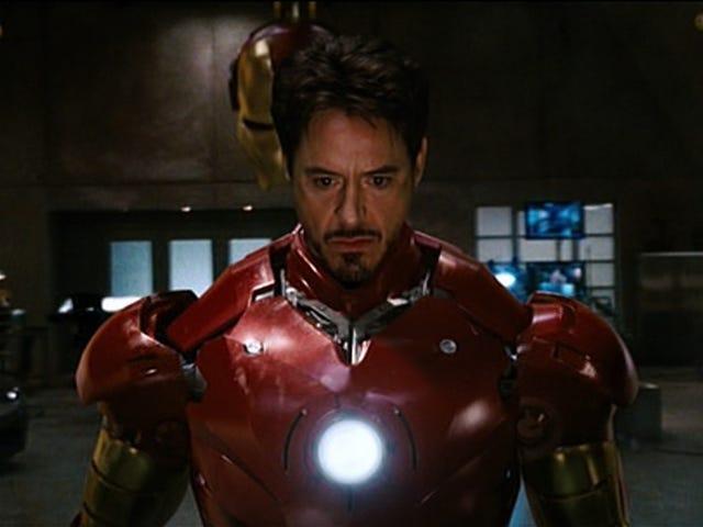 Roban la armaduraオリジナルのIron Man、valoradaと320.000ドールの組み合わせ