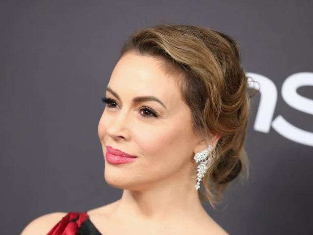Alyssa Milano Is Calling for a Sex Strike in Response to the Georgia Abortion Ban