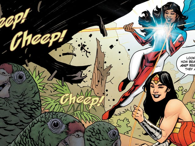 Ricanstruction Is a Celebration of Puerto Rico That Understands the True Spirit of Superheroism