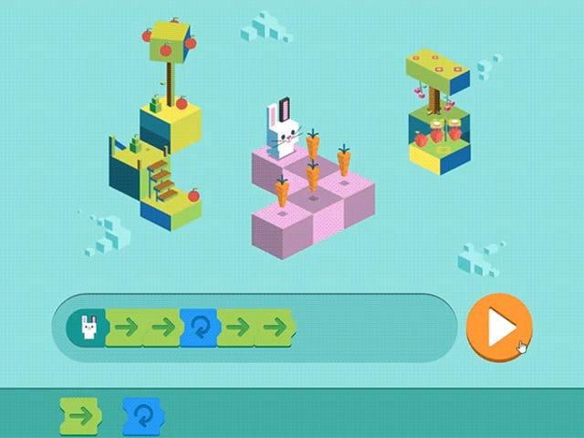 최신 Google 기념일 로고 게임, 어린이 교육용으로 50 년을 기념