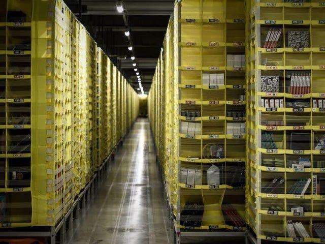 En Amazon-lagerarbetare har dött av Coronavirus
