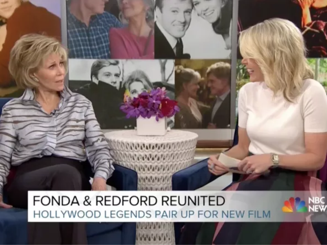 Jane Fonda Really Got Under Megyn Kelly's Skin