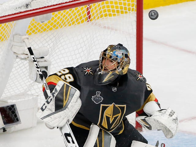 The Golden Knights Are Paying Marc-Andre Fleury How Much?