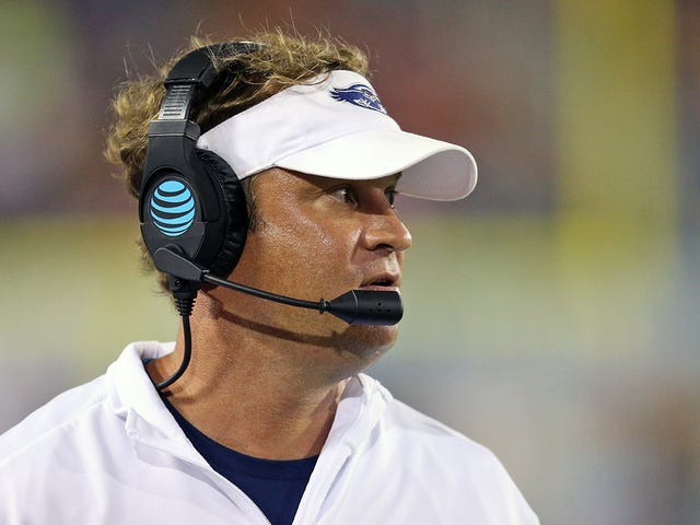 Up 31 Points, Lane Kiffin Went For Two To Spite Akron Athletics Official