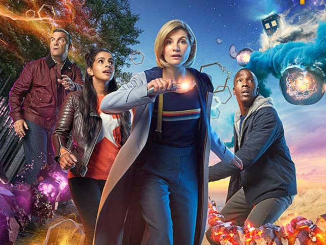The new Doctor is in—and so are our first impressions
