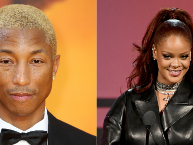Pharrell Williams Hints That He's Working on Rihanna's New Album That's Coming Out Some Random Time in 2019
