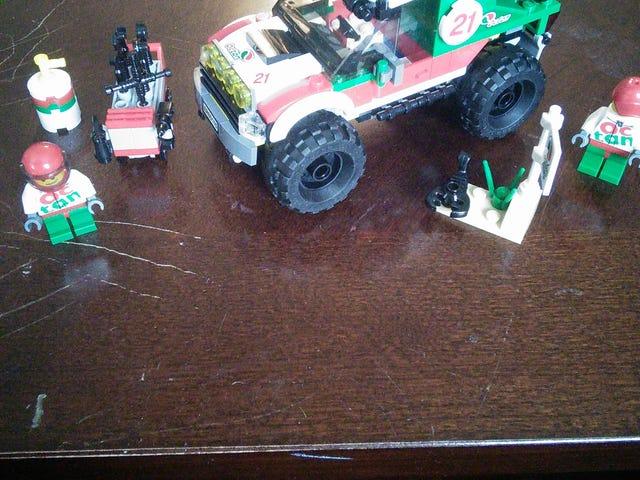 Octan Lego!