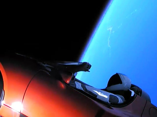 So Like, If You Could Bring Elon Musk's Tesla Back From Space, Would it Still Work?