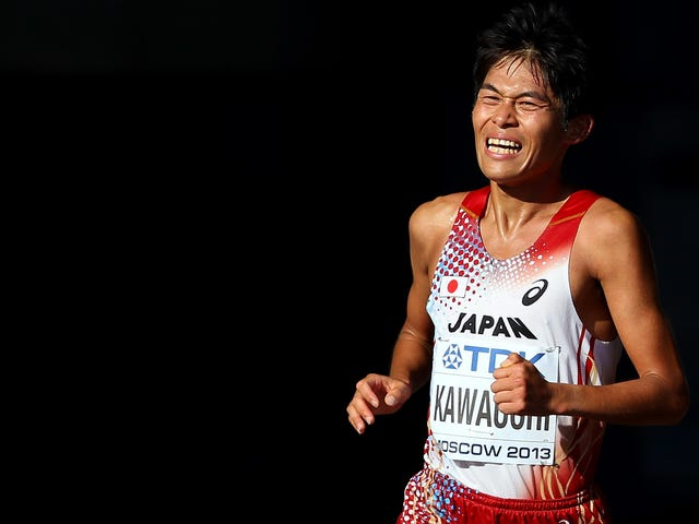 Yuki Kawauchi, The World's Most Famous Amateur Runner, Explains Why He's Finally Going Pro