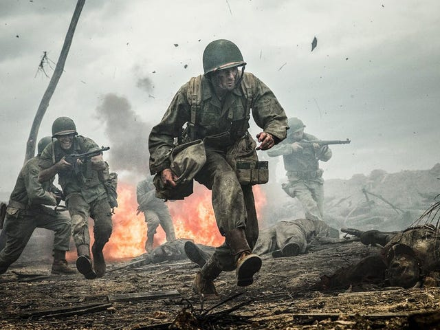 Own Hacksaw Ridge in 4K For Just $10