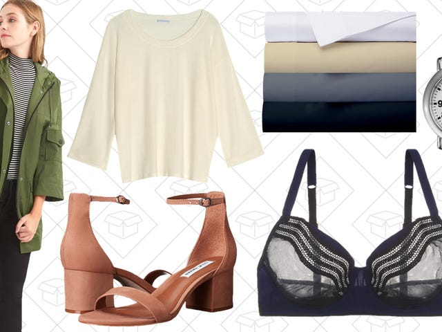 Today's Best Lifestyle Deals: Zappos, Journelle, GAP, Shinola, and More