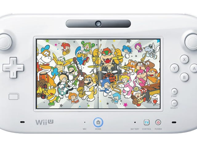 A Musical Journey of the Nintendo Wii U: The Early Years