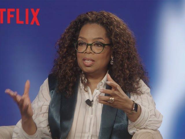 """""""30 år senare och inte mycket har förändrats"""": Oprahs intervju med Exonerated Five to Air på Netflix och EWN"""