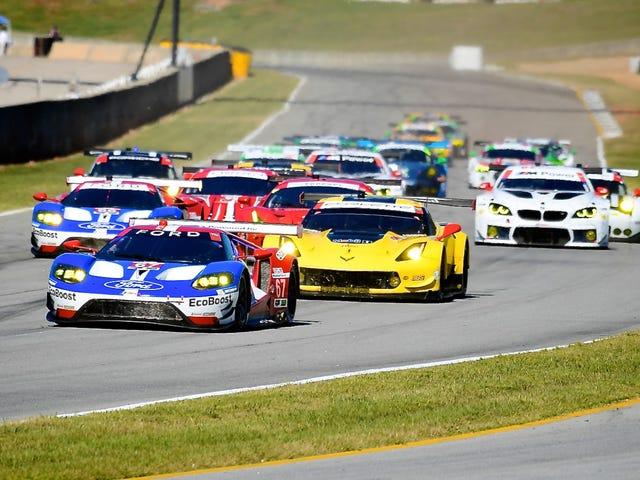 Petit Le Mans - 2018