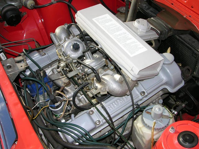 I'm calling it, the Triumph V8 is the worst engine ever made