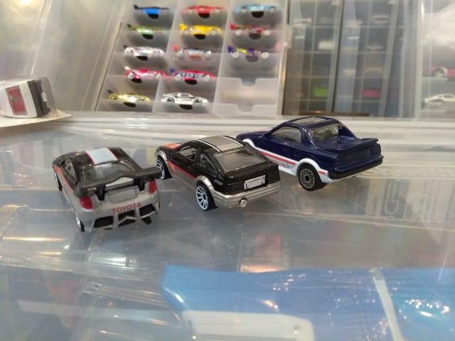 Toyotas