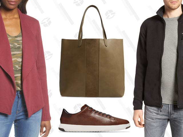 Save on New Fall Fashions at Nordstrom's Anniversary Sale
