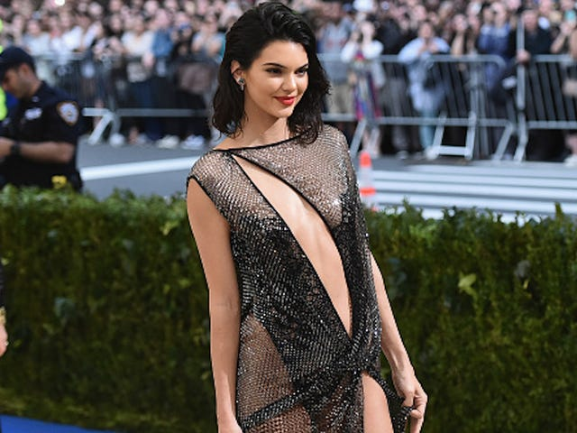 Kendall Jenner Laments, 'I Don't Get to Be Hot Very Often'