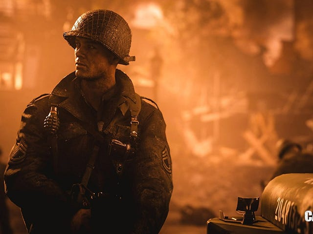 Call of Duty: WWII Is Just $38 Today, If You Hurry [Update: $33 With Prime]