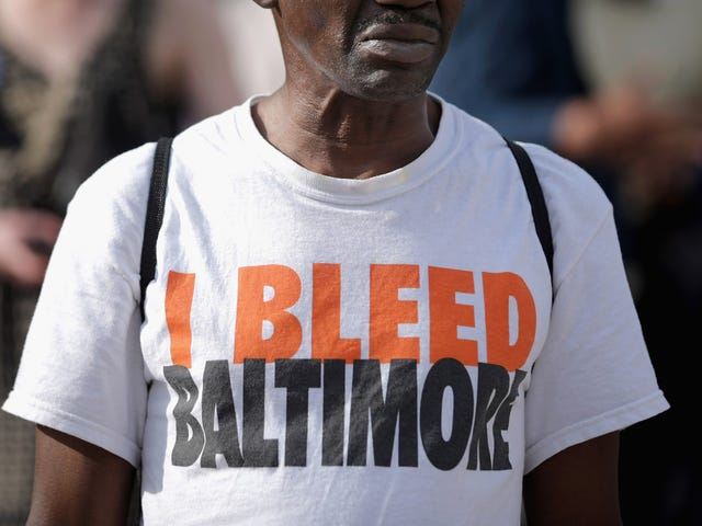 #WeAreBaltimore: Residents, Mayor, Even the City's Newspaper Clap Back at Trump After Vile, Racist Tweets