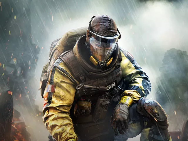 Color Blind Players Are Concerned About Rainbow Six Siege's New Operator Ability